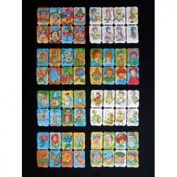 Colección de 8 preciosas...