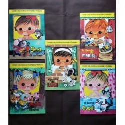 5 cuentos con muñeca...