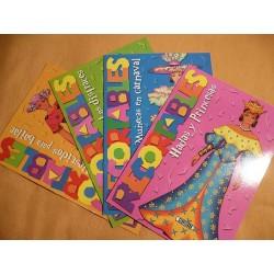 Serie de 4 cuadernillos...